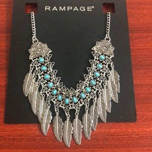 Rampage Necklace